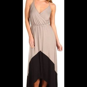 Michael stars alba Hilo spaghetti strap dress.
